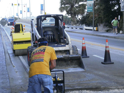 All County Paving is an industry leader in asphalt repair