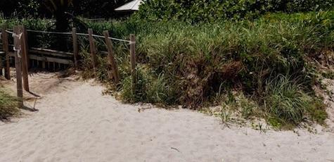 Jupiter, Fl beach
