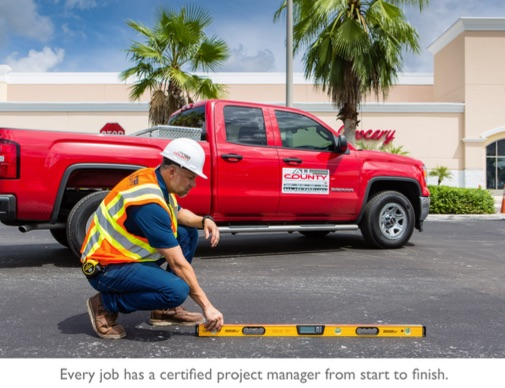 National paving Company- All County Paving
